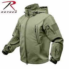 Rothco Special Ops Tactical Soft Shell Jacket- XL- Olive Drab