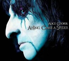Alice Cooper - Along Came a Spider [Digipak]  (CD, Jul-2008, SPV)