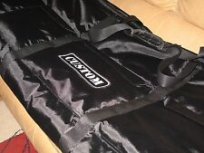 Custom padded soft-case travel bag for KORG M50 73-key keyboard - M-50 M 50