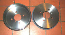 TRIUMPH TR4a TR5 TR6     Rear Brake Drums (x2)
