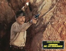 CHARLES BRONSON THE EVIL THAT MEN DO 1984 VINTAGE LOBBY CARD #10