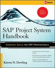SAP� Project System Handbook (Essential Skills (McGraw Hill))-ExLibrary