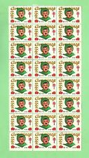 #T30. 1953 TB CHRISTMAS USA STAMP CINDERELLAS