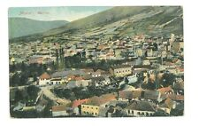 B82469 Bosnia Mostar General View  front back image