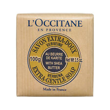 New L'Occitane ❤ Verbena Shea Butter Extra Gentle Soap 50g