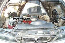 Racing Pflow Short Ram Air Intake BMW E32/E34/E38/E39 530/540/740 Cold Filter M5