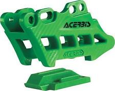 Acerbis Chain Guide Block 2.0 Green For Kawasaki KX 250 450 F 09-16 2410970006