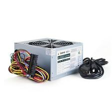 Logisys 480W Power Supply 20+4-pin ATX w/SATA & 120mm Ball Bearing Cooling Fan