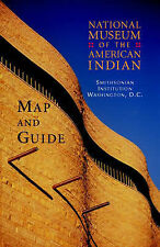 National Museum of the American Indian: Map and Guide (Maps And Guides),VERYGOOD