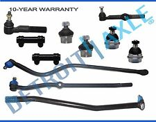 New 11pc Complete Front Suspension Kit 1994-1997 Dodge Ram 1500 2500 4WD