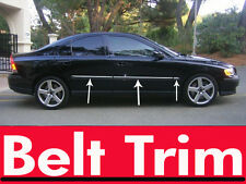Volvo S60 Seden CHROME BELT TRIM 00 01 02 03 04 05-2008