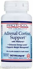 Protocol For Life Balance Adrenal Cortisol Support 90 vcaps - Exp Date: 07/2017