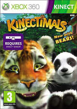 Kinectimals now with Bears~ XBox 360 Kinect Game (in Great Condition)
