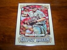 LOS ANGELES ANGELS DAVID FREESE 2014 TOPPS GYPSY QUEEN #278