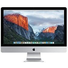 """APPLE iMac 5K 27"""" (2015), Intel® Core™ i5 processor, 1 TB Hard drive, Aluminium"""