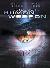 Project: Human Weapon (DVD, 2002) Rated R