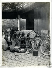 "British Army Indian Corps Dispatch Riders 1915 World War 1 5x4"" Reprint Photo bl"