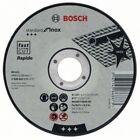 """Bosch 115mm (4.5"""") x 22.23 x 1mm Thin Metal Inox Fast Cutting Disc - 500 DISCS"""
