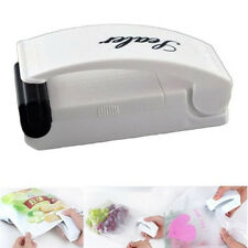 Mini Portable Sealing Heat Handheld Plastic Bag Impluse Sealer Kitchen Tool Nice