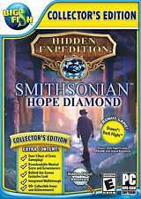 Hidden Expedition Smithsonian Hope Diamond C.E. PC Games Windows 10 8 7 Vista XP