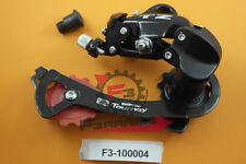 F3-100004 Cambio Bicicletta  MTB TZ50 6/7 Velocità  Attacco Bullone Shimano