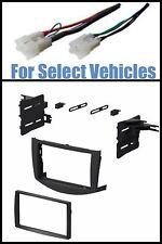 2006 2007 2008 2009 2010 2011 Toyota Rav 4 Double Din Stereo Install Dash Kit