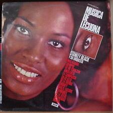 STANLEY BLACK Y SU ORQUESTA MUSICA DE LECUONA AFRO CHEESECAKE SPAIN PRESS LP