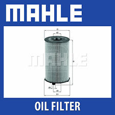 Mahle Oil Filter OX205/2D - Fits Jaguar S Type, Land Rover Discovery 3
