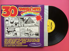 30 Smash Hits of the War Years, Windmill SAN-5001 Ex Condition Vinyl LP