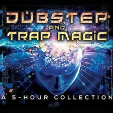 Dubstep and Trap Magic: A 5 Hour Collection [Box] Various Artists CD Party Music