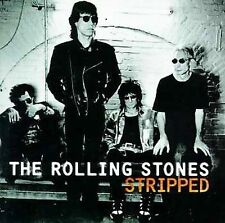 Stripped by The Rolling Stones (CD, Nov-1995, Virgin)