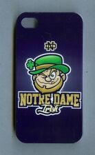 NOTRE DAME FIGHTING IRISH 1 Piece Glossy Case / Cover iPhone 4 / 4S (Design 2)