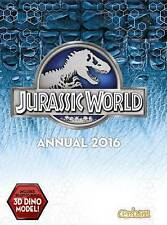 New Official Jurassic World Movie Annual: 2016 by Centum Books (Hardback, 2015)