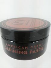 AMERICAN CREW STYLING PRODUCTS DEFINING PASTE 85G FOR ALL HAIR TYPES