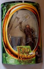 The Lord Of The Rings Fellowship Of The Ring Gimli Action Figure New