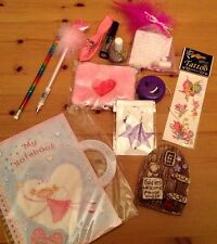 Brand New Fairy Gift Sets Door Book Dust Purse Earrings Tattoos Pen Etc Etc