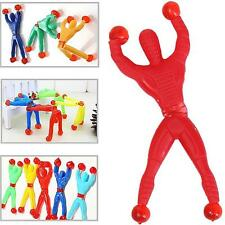 5Pcs Sticky Wall Climbing Climber Men Kids Party Toys Fun Favors Birthday Gift