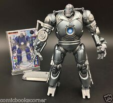 Marvel Movie Universe 2010 IRON MAN 2 IRON MONGER 3.75 Figure 100% Complete 07