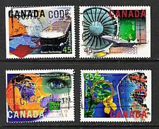 Canada 1996 - High Tec Industries - set - used