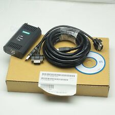 Win7 Cable for Siemens S7 200/300/400 6ES7 972-0CB20-0XA0 USB-MPI+ PC USB-PPI