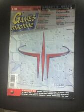 THE GAMES MACHINE 126 Gennaio 2000 QUAKE 3 INDIANA JONES GABRIEL KNIGHT
