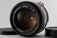 【Exc++++】Nikon NIKKOR AI-S 50mm F/1.4 AIS LENS from Japan#25