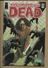The Walking Dead #31 - Michonne Cover! - 2006 (Grade 9.2/9.4) WH