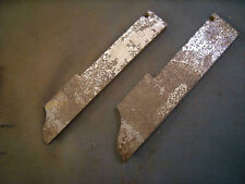 "Set Cutter Iron Stanley No. 55 Are No. 93 & No. 95 - 5/8"" & 7/8"" Roman Ogee"