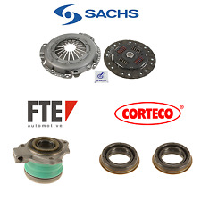 Saab 9-3 900 98-02 Clutch Disc Pressure Plate with Seals and Slave Cylinder OEM