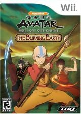 Avatar: The Last Airbender - The Burning Earth (Nintendo Wii, 2007)