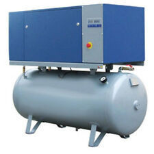Schraubenkompressor 5,5kW - 500L Kessel - 10 bar