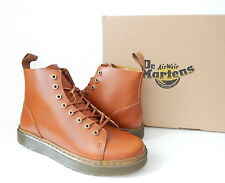 NWB Men's Dr. Martens Talib 8-Eye Raw Boot Size 10 M (US)  Oak Analine