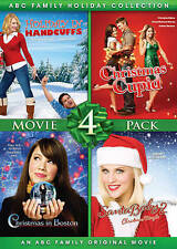 ABC Family Holiday Collection Movie 4 Pack (Christmas Cupid, Christmas In Boston