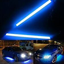 Car Led Accessories Blue Daytime Running Lights Fog Lamp -FOR all cars